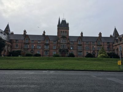 A Block, Methodist College Belfast