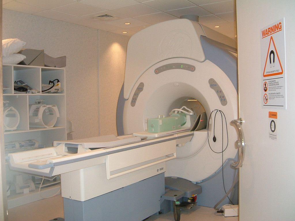 BCH Tower – New MRI Scanner