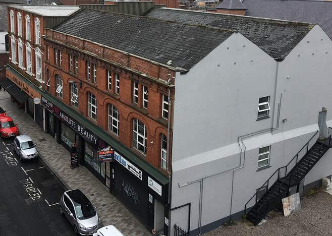 Three Storey Building Condition Survey