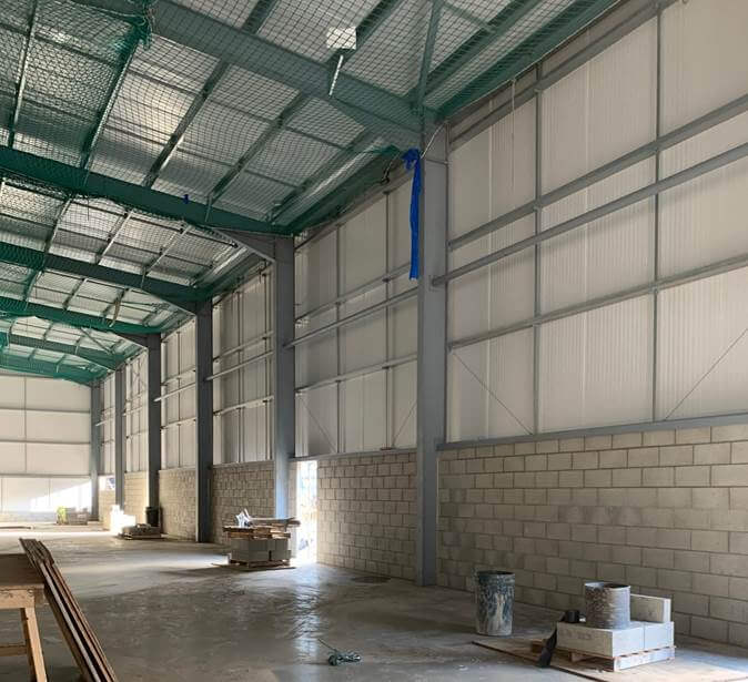 Design & Project Management - £1.5M Factory Extension